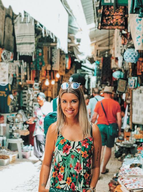 אליסקה סאבו (צילום: מתוך איסטגרם)