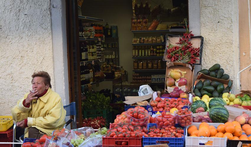 לאציו, איטליה (צילום: רות פון שטראוס)