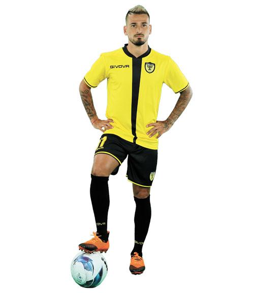 מאור בוזגלו (צילום: ארנון בוסאני, באדיבות מועדון הכדורגל בית''ר ירושלים)