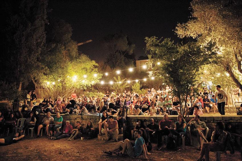 אירועי הקיץ בבית הנסן בשנה שעברה (צילום: גיתאי סיבר)
