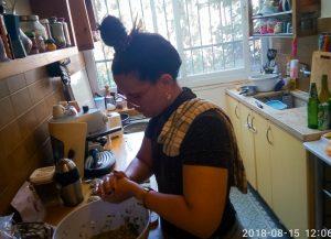 הכי כיף לבשל למשפחה (צילום: מתוך אוסף משפחתי)