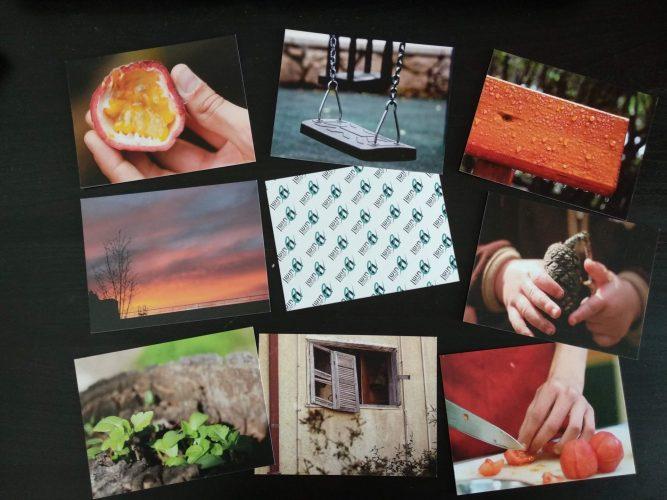 """חפיסת הקלפים של תלמידי חושן (צילום: יח""""צ)"""