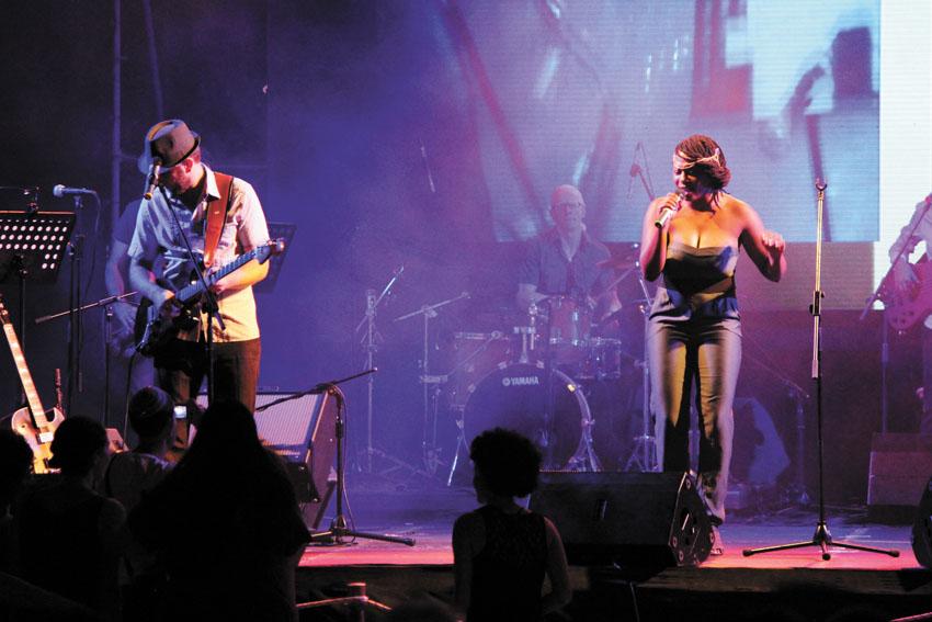 פסטיבל סוף הקיץ בתיאטרון בשנה שעברה (צילום: נגה ארד איילון)