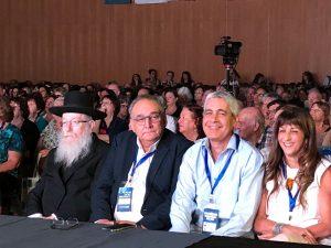 פרופ' זאב רוטשטיין, ועידת ישראל לרפואה 2018 (צילום: אבי חיון)