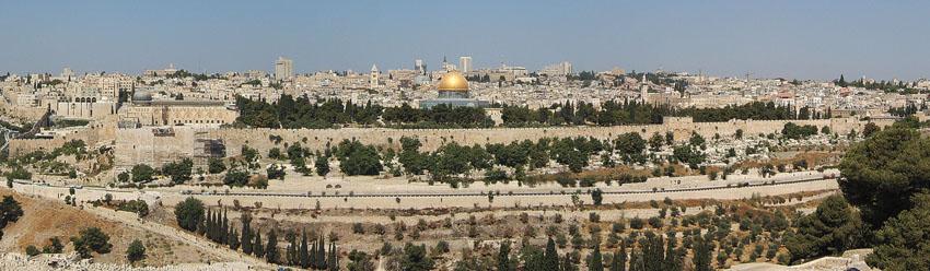 העיר העתיקה (צילום: ישראל קרול, מתוך ויקיפדיה)