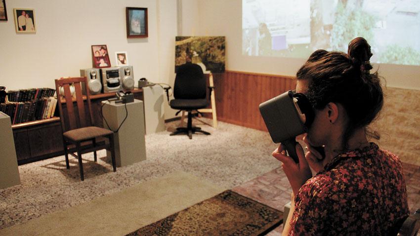 הכנסת אורחים - Visitor (צילום: דניאל לנדאו)