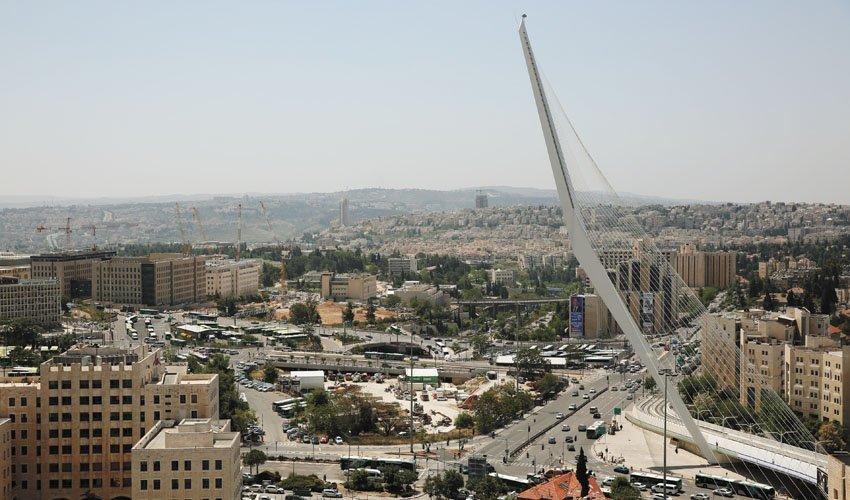 ירושלים תמונה כללית (צילום: אמיל סלמן)
