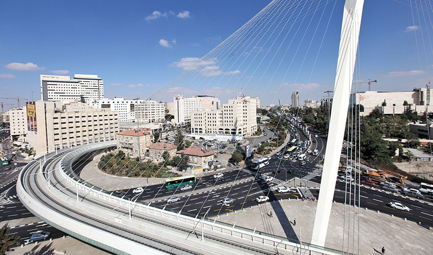 ירושלים (צילום: אורן בן-חקון)
