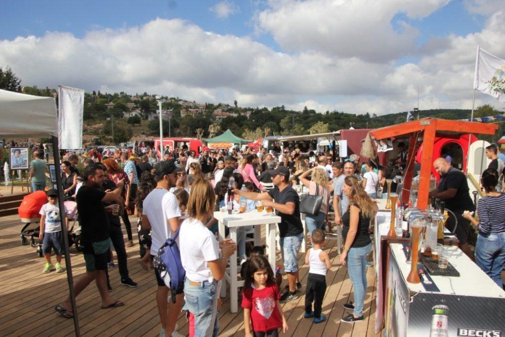 פסטיבל טעם בגליל (צילום: שלמה שרביט)
