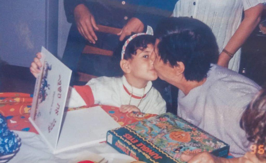 סבתא שרה ורות, לפני 20 שנה (צילום: מתוך האלבום המשפחתי)