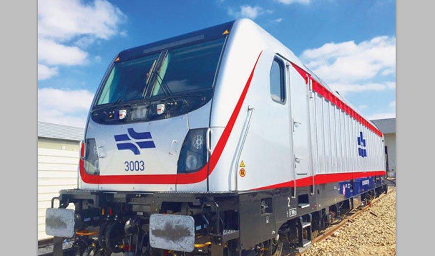 """הקו המהיר של הרכבת ירושלים-ת""""א (צילום: באדיבות רכבת ישראל)"""