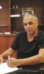 יאיר אסייג (צילום: באדיבות הפועל ירושלים)