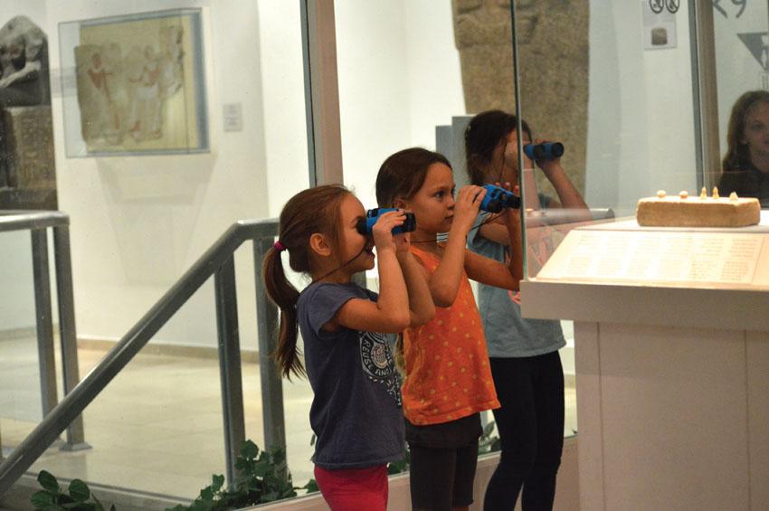 מוזיאון ארצות המקרא (צילום: מולי קאי)