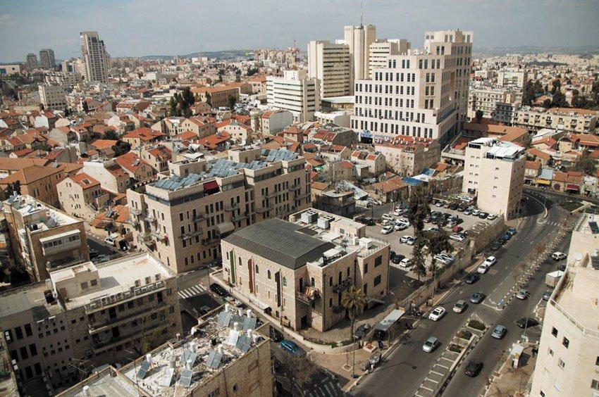 מרכז העיר (צילום: סיוון גיל)