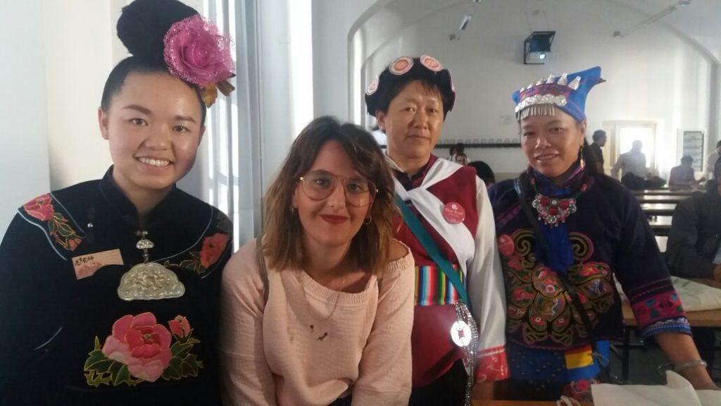 מפגש רב תרבותי - סלונה דל גוסטו (צילום: מאי סירי)