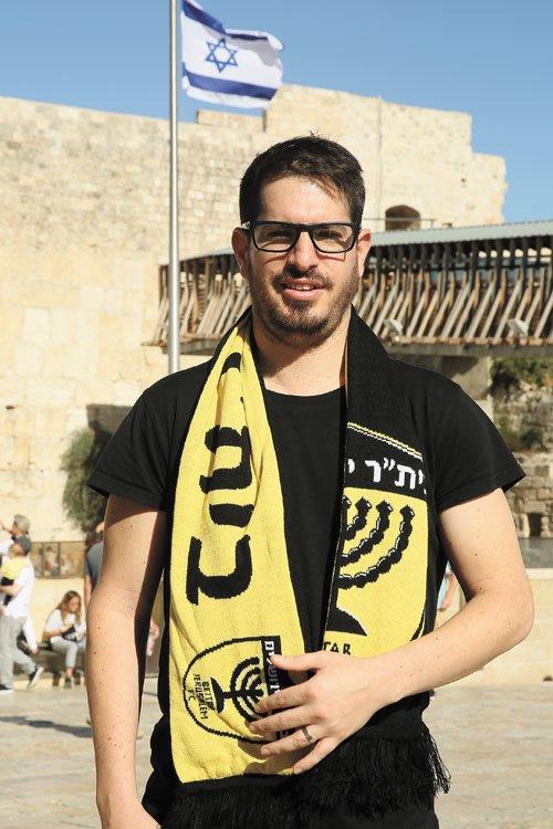 משה חוגג (צילום: ארנון בוסאני)
