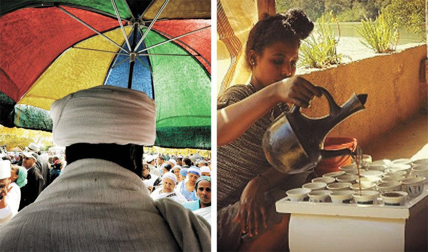 טקס הקפה במסגרת חג הסיגד, חג הסיגד בירושלים בשנה שעברה (צילומים: גל רזניק,אייל תנחום)