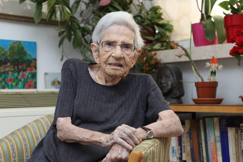 מרטה בן אסא (צילום: שלומי כהן)