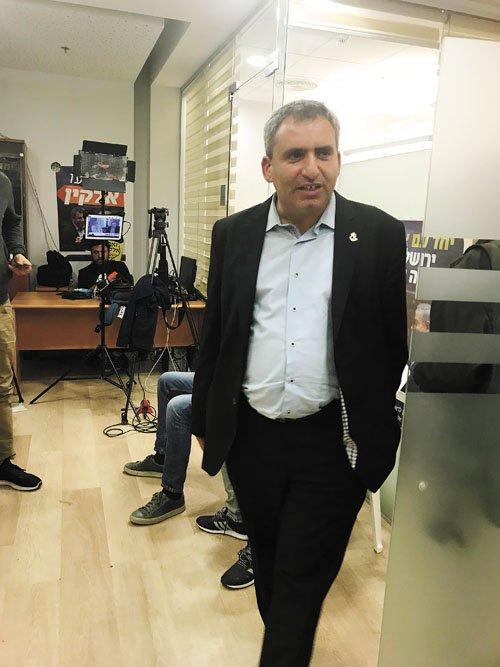זאב אלקין (צילום: טל נתנאל-נוריאל)
