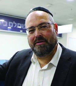 """אליעזר ראוכברגר, יו""""ר סיעת דגל התורה בירושלים"""