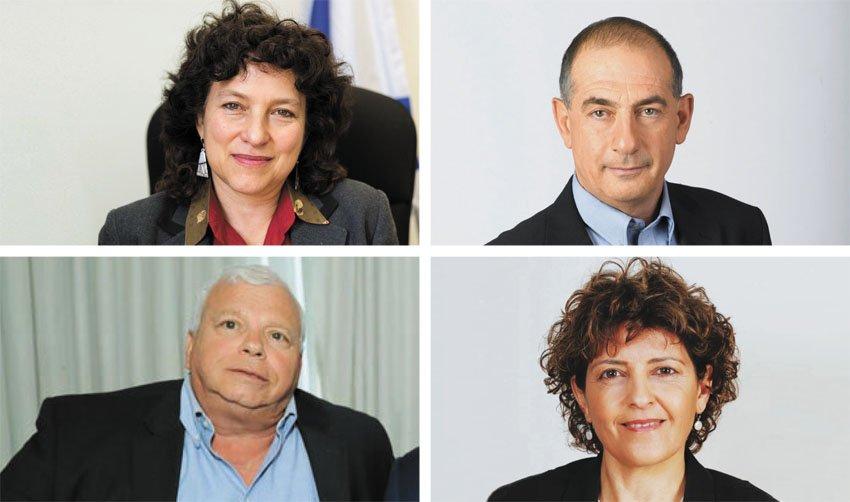 """(צילומים: שרון רביבו, ישראל כהן, מולי גולדברג, יח""""צ)"""
