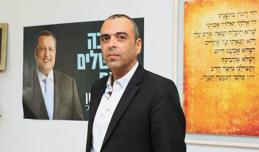 רן לוי (צילום: שלומי כהן)