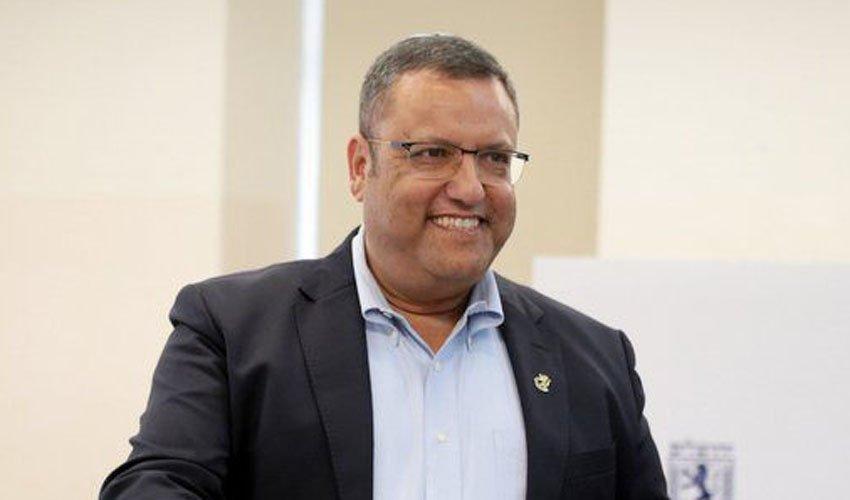 ראש העיר משה ליאון (צילום: אורן בן-חקון)