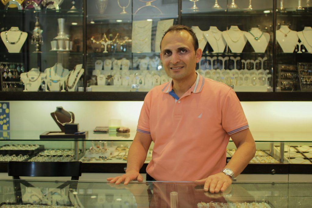 בלטינשטר תכשיטים (צילום: יובל כהן אהרונוב)
