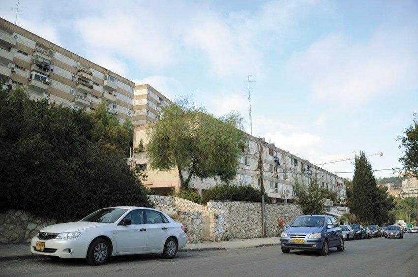 הבניין ברחוב בוליביה 4 כיום (צילום: באדיבות קבוצת מנוס)