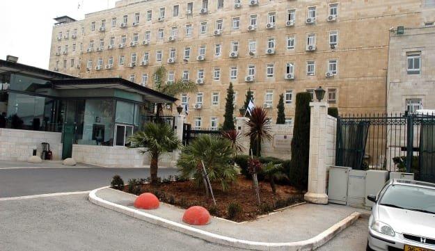 משרד ראש הממשלה (צילום: תומר אפלבאום)