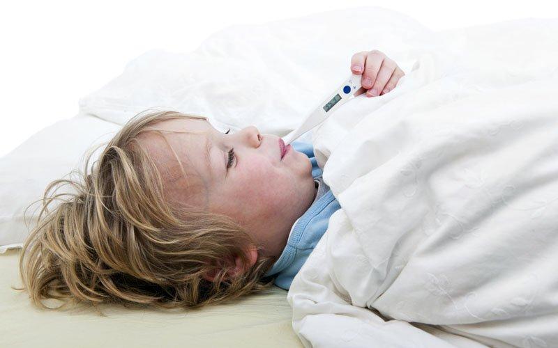 מחלות חורף אצל ילדים (צילום א.ס.א.פ קריאייטיב - INGIMAGE)