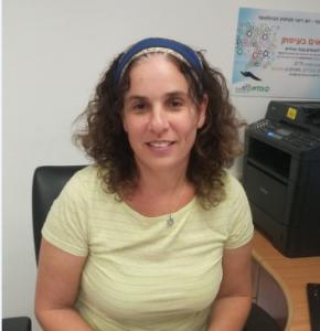 נילי מרחבי, מנהלת שירות הריפוי בעיסוק במחוז ירושלים של כללית (צילום: כללית מחוז ירושלים)