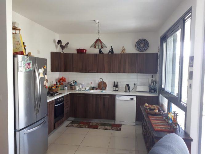 הדירה ברחוב גלבר, רמת דניה (צילום: שרית אליאסף ומיכל הראל)