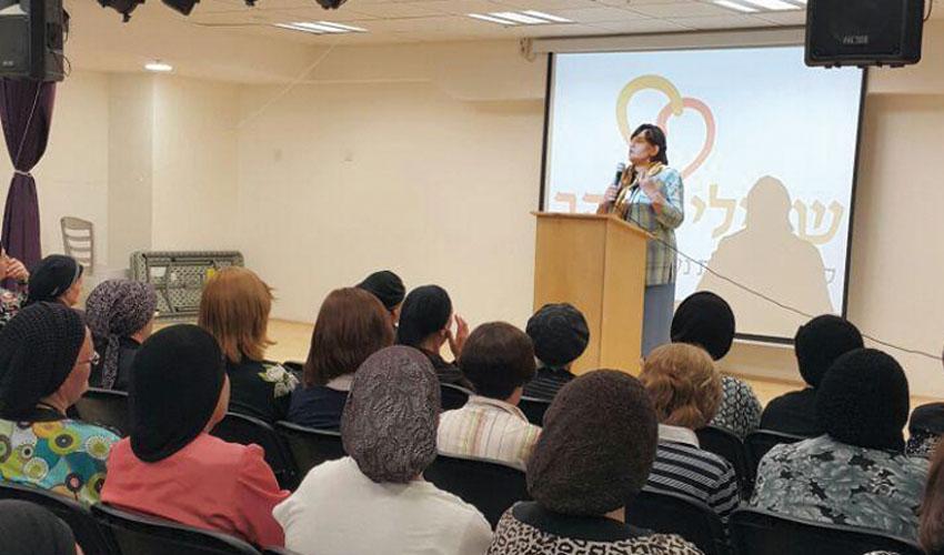 קידום בריאות נשים (צילום: באדיבות המחלקה לגיל השלישי)
