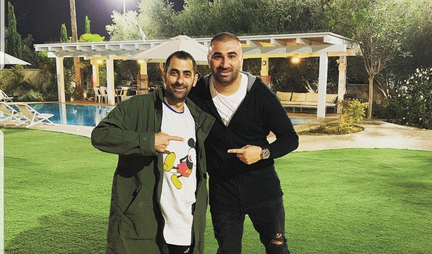 ערן לוי, אסי ישראלוף (צילום: מתוך אינסטגרם)