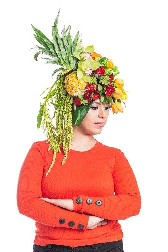 קמפיין תרומות השיער של זכרון מנחם (צילום: הדס עזריאלי)