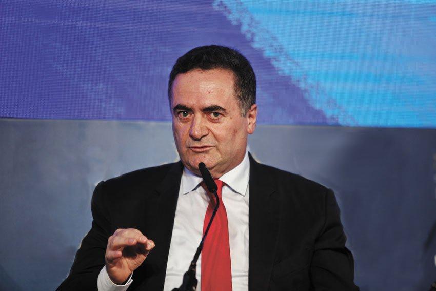 שר התחבורה ישראל כץ (צילום: מגד גוזני)