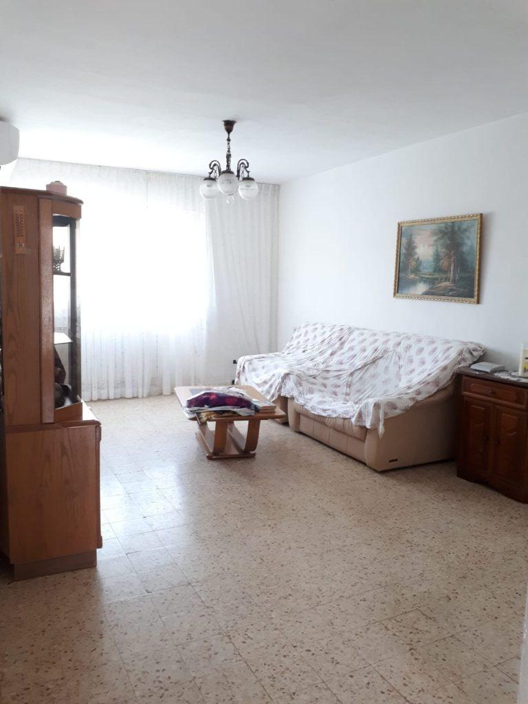 הדירה ברחוב איילה, גילה (צילום: יחיאל שושן)