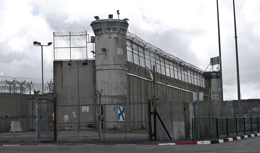 כלא עופר (צילום: מגד גוזני)