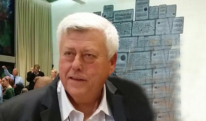 """ד""""ר מיכאל דור (צילום: פרטי)"""