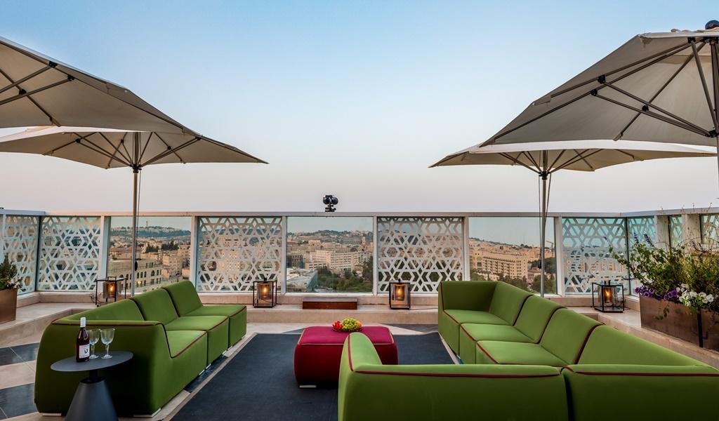 מלון טריפ בת שבע (צילום סימפלקס 360