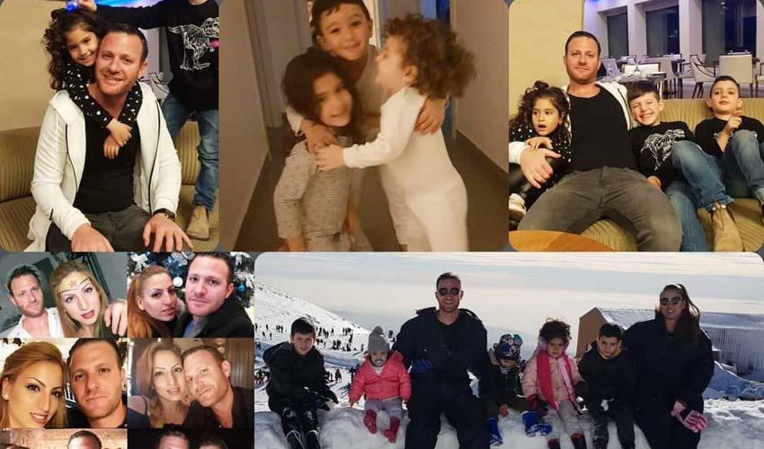 יום המשפחה - תמונה לטור של מיכל פישמן רואה (צילום: התמונות באדיבות שירן יחיא - אלבום פרטי)