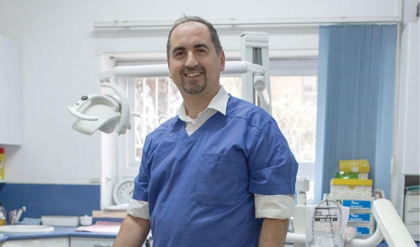 דר אריאל כהן (צילום: יובל כהן אהרונוב)