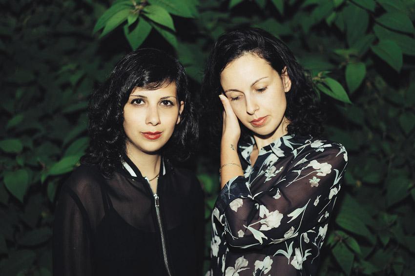 האחיות ג'משיד (צילום: קטיה בורינדין)