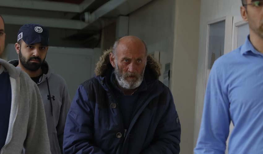 """ואלרי סאקוביץ, החשוד ברצח ורדית בקרקנוט ז""""ל (צילום: אוליבייה פיטוסי)"""