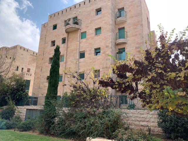 הבניין שבו שוכנת הדירה ברחוב אליהו לנקין, ארנונה (צילום: יואל זלצמן)