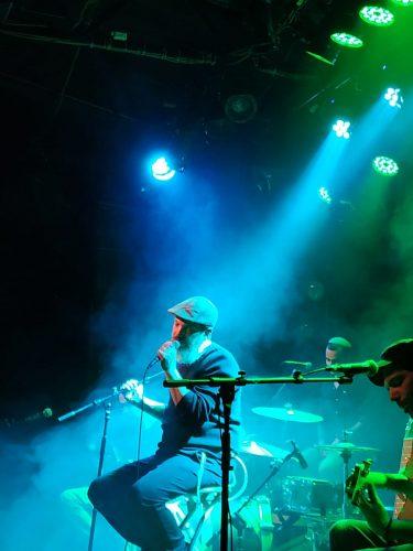 יהושע לימוני בהופעה (צילום: פרטי)