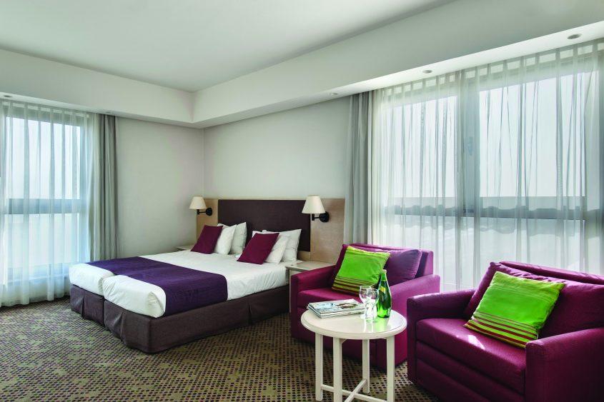 מלון רמת רחל (צילום: עודד סמדר)