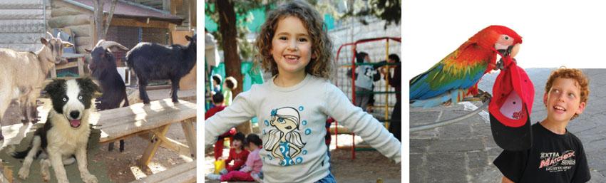 בית הילדים (צילומים: אנריקו אטס וקובי שרביט)