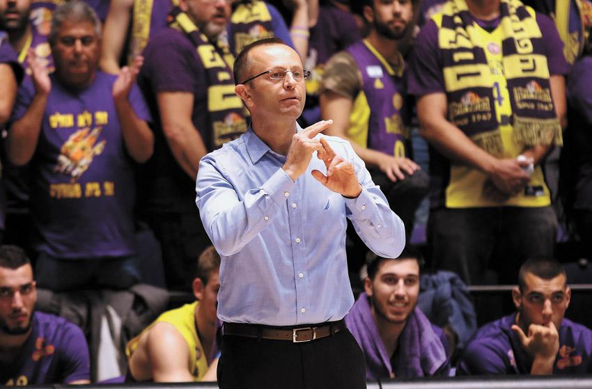 דן שמיר (צילום: שרון בוקוב)